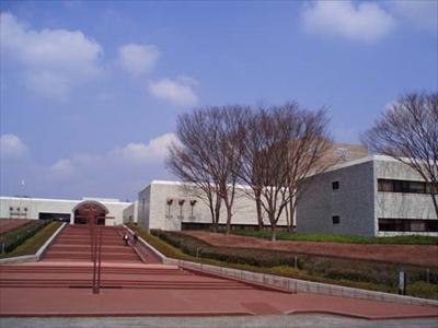 国立歴史民俗博物館 at 千葉県佐倉市