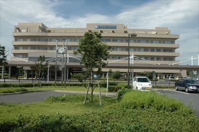 聖隷佐倉市民病院 at 千葉県佐倉市
