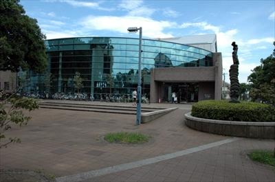 志津図書館 at 千葉県佐倉市