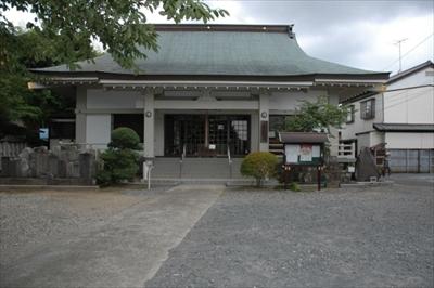 宗円寺 at 千葉県佐倉市
