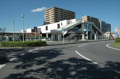 JR佐倉駅 at 千葉県佐倉市
