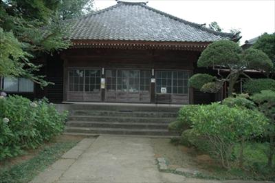 松林寺 at 千葉県佐倉市