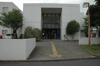 法務局佐倉支局 at 千葉県佐倉市